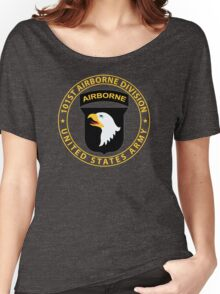 101st Airborne Women's Relaxed Fit T-Shirt