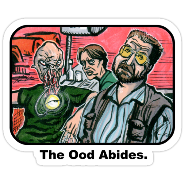 The Ood Abides by Zack Morrissette