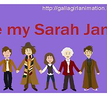 Be My Sarah Jane by Kileigh Gallagher