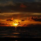 Samoan Sunrise by thehylian