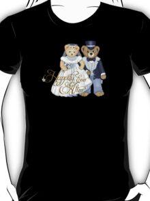 Teddy Bear Wedding T-Shirt