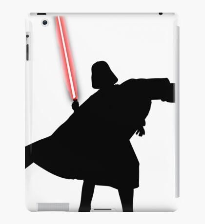Darth Vader shadow style iPad Case/Skin