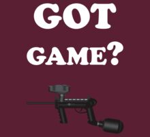 Paintball. Got Game? WHI. by DavidAtchley
