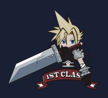 Cloud Soldier First Class by Hunter-Blaze