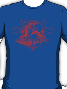 Spartan - Red T-Shirt