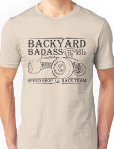 Backyard Badass Race Team Unisex T-Shirt
