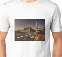 Westminster Bus Stop  Unisex T-Shirt