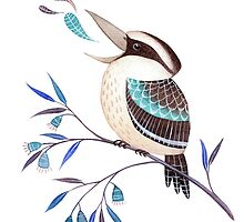 Kookaburra by Tracie Grimwood