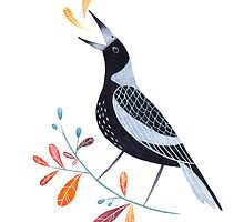 Magpie by Tracie Grimwood