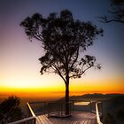 Amazing sunrise at Boroka Lookout by hangingpixels