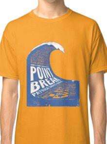 Point Break Movie Classic T-Shirt