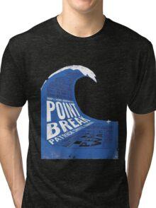 Point Break Movie Tri-blend T-Shirt