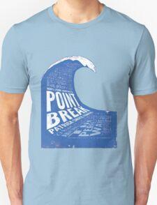 Point Break Movie Unisex T-Shirt