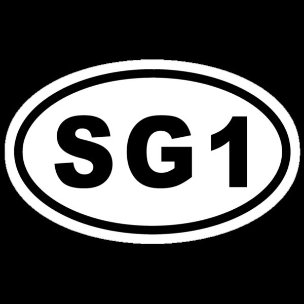 Euro Sticker - SG1 by Earth2Kim