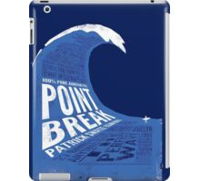 Point Break Movie iPad Case/Skin
