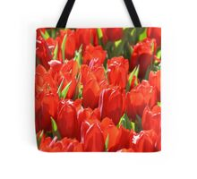MIFGS - Red Tulips - One Tote Bag
