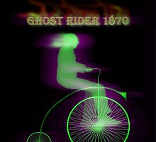 GHOST RIDER 1870 - 059 by LBStudios