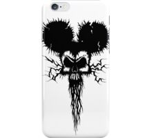 Hammer Mouse of Horror iPhone Case/Skin