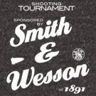 Smith & Wesson  (black) by heydenrijk