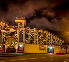 Luna Park  by Russell Charters
