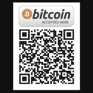 Bitcoin Accepted Here by Dave Sag