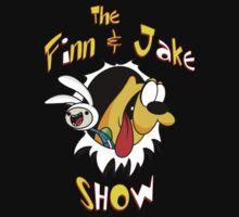 The Finn & Jake Show Kids Tee