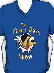 The Finn & Jake Show T-Shirt