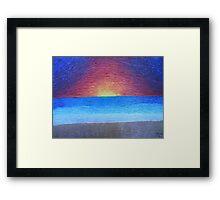 Serene Dream Framed Print