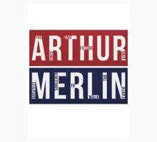 Arthur & Merlin T-Shirt