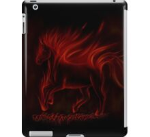 Flame Horse iPad Case/Skin