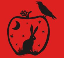 The Hare and the Raven by Rookwood Studio ©