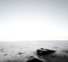 Slow Shutter Beachscape by PaulBradley