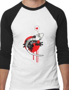 Gecko! Men's Baseball ¾ T-Shirt