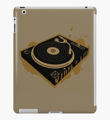 DJ Decks#1 [Workart] iPad Case/Skin