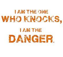 I'm the one who knocks - Heisenberg by stylishtech
