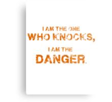 I'm the one who knocks - Heisenberg Metal Print