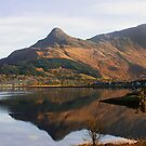 The Pap of Glencoe by jacqi