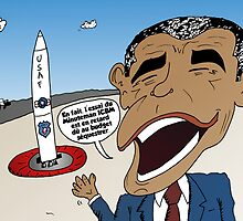 Obama et le ICBM trops cher by Binary-Options