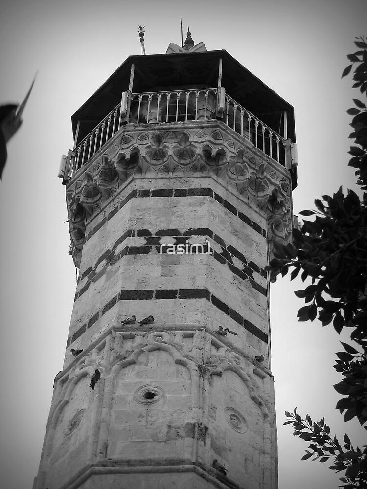 Minare by rasim1