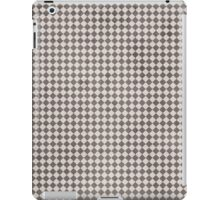 Checkered iPad case iPad Case/Skin