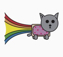 Nyan Cat  Kids Tee