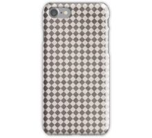 Checkered iPhone Case iPhone Case/Skin