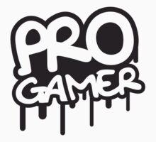 Pro Gamer Graffiti by Style-O-Mat