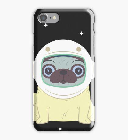 Pug in Space iPhone Case/Skin