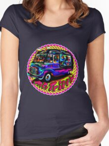 Mr Trippy Women's Fitted Scoop T-Shirt