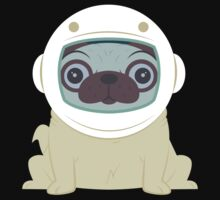 Pug in Space T-Shirt