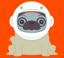 Pug in Space Kids Tee
