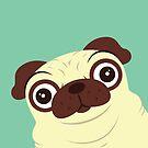 Pug by Scott Weston