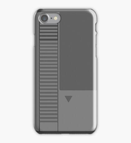 NES Cartridge SImplistic iPhone Case/Skin
