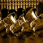 Changing of the Guard, London by benny2324